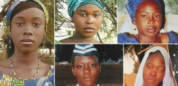 Hansatu Abubaker, Maryam Abubaker, Aisha Greman, Jinkai Yama e Grace Paul são algumas das jovens sequestradas pelo Boko Haram
