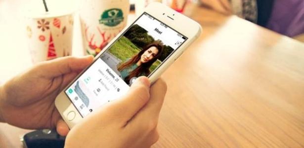 App pode ser usado como rede social, mas também para paquera