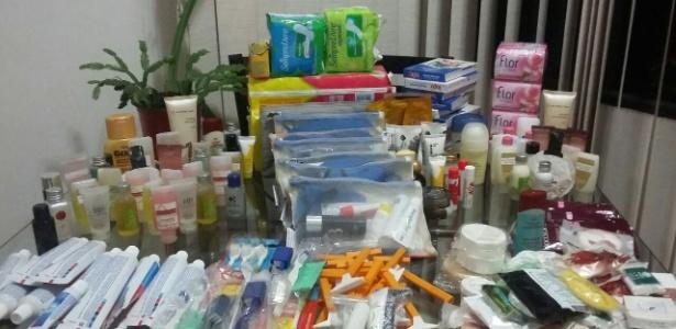 Em uma noite, foram entregues 1.452 produtos a moradores de rua