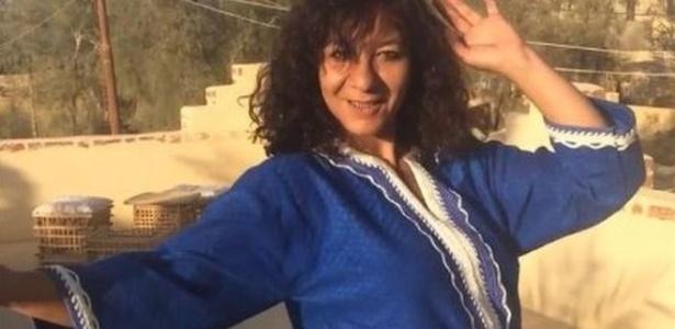 Professora universitária egípcia Mona Prince