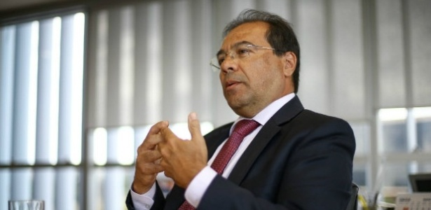 O vice-procurador-geral eleitoral, Nicolao Dino