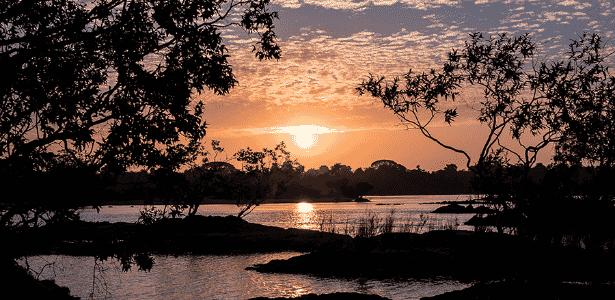 Altamira enfrenta desafios agravados por obras de Belo Monte; na imagem, o rio Xingu  - Iuri Barcelos/Agência Pública