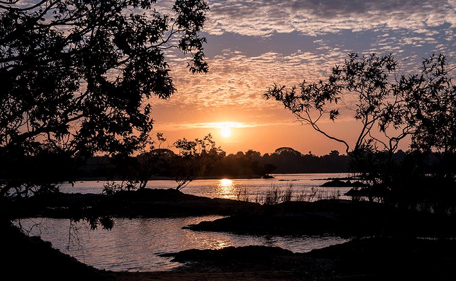 Região de Altamira (PA) enfrenta desafios agravados pelas obras da usina hidrelétrica de Belo Monte; na imagem, o rio Xingu