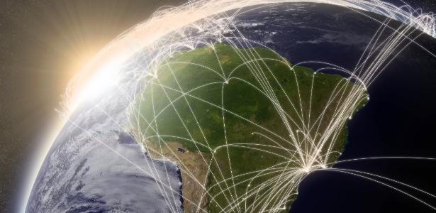 Porcentual de pessoas conectadas aumentou no último ano - Getty Images/iStockphoto