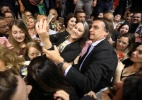 Ibope: Bolsonaro lidera entre mulheres e evangélicos (Foto: Diego Vara/Reuters)