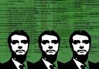 Rede de fake news com robôs pró-Bolsonaro mantém 80% das contas ativas - Pictomonster/UOL