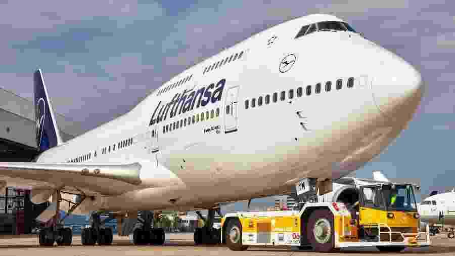 A Lufthansa teve sua privatização concluída no ano de 1997 - Lufthansa/Oliver Roesler