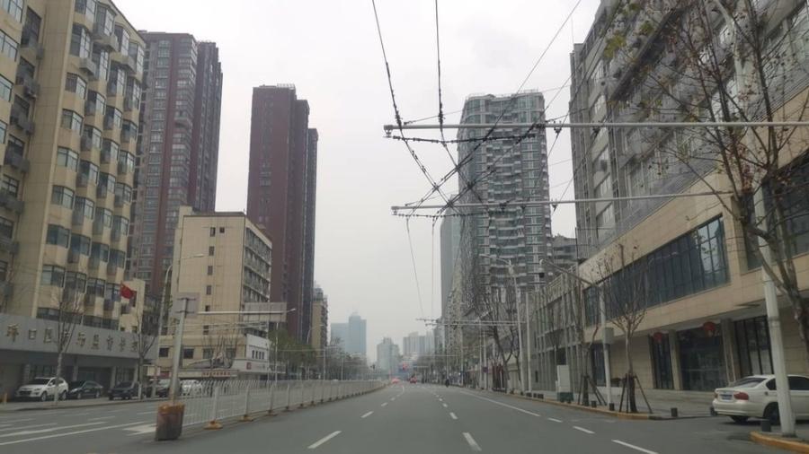 "Epicentro do coronavírus, Wuhan, na China, virou ""cidade fantasma"", diz diplomata brasileiro - PA Media"
