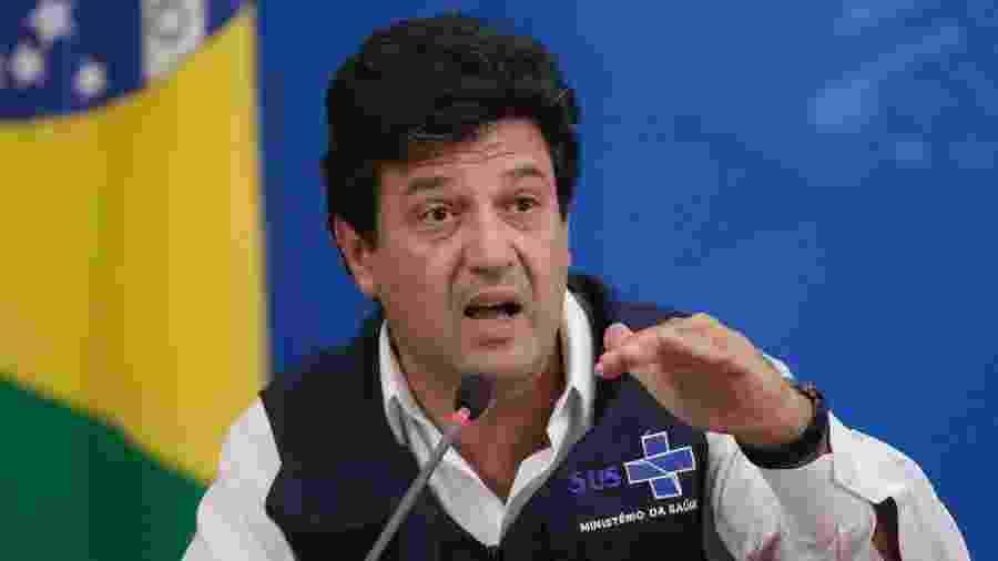 Luiz Henrique Mandetta, ex-ministro da Saúde - DIDA SAMPAIO/ESTADÃO CONTEÚDO