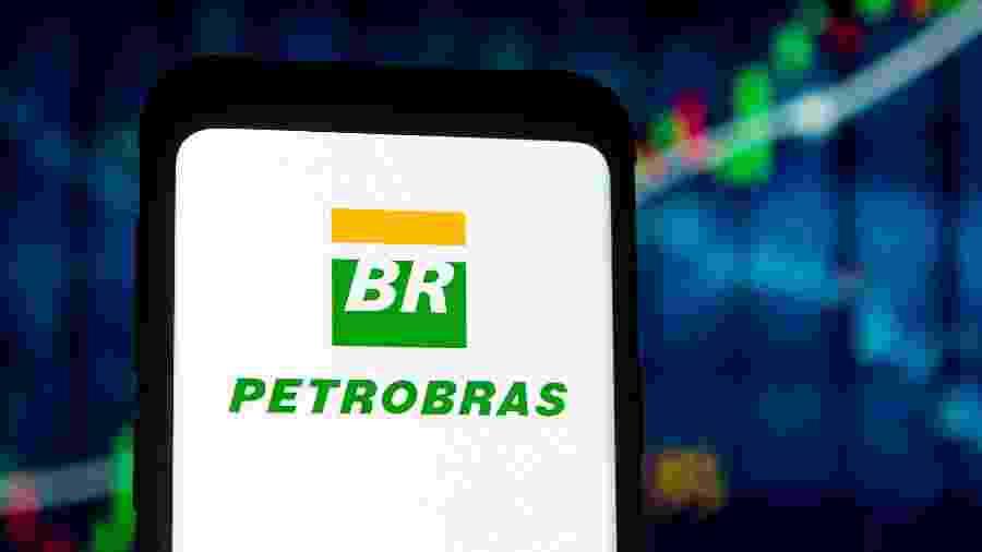 Logo da Petrobras - Mateusz Slodkowski/SOPA Images/LightRocket via Getty Images