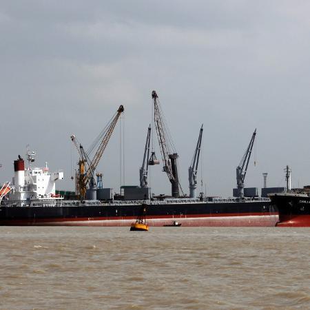 Estão na lista quatro terminais de líquidos no Porto de Itaqui, no Maranhão (foto) - Paulo Whitaker