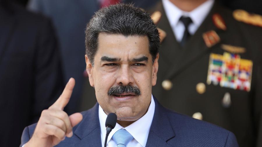 EUA esperam medidas concretas do governo Maduro para discutir se revoga sanções - Manaure Quintero