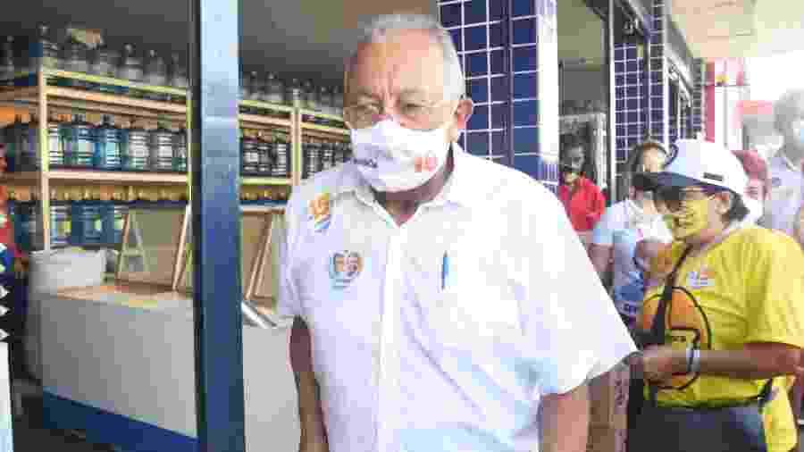 Dr. Pessoa (MDB) lidera pesquisa Ibope em Teresina - JOSÉ ITAMAR/ESTADÃO CONTEÚDO