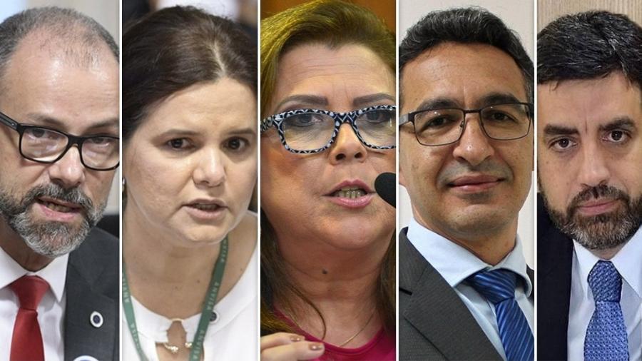 Cinco diretores da Anvisa analisam hoje se autorizam uso emergencial de vacinas - Arte/UOL