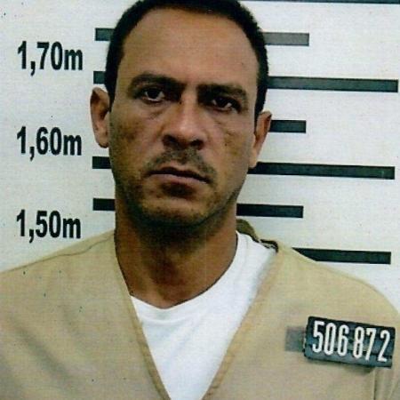 Albiazer Maciel de Lima, 44, considerado o rei do roubo de cargas no país - Reprodução/SSP