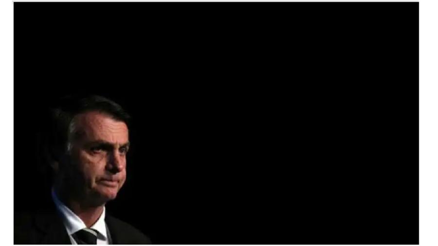 Bolsonaro está isolado diante da reação das instituições contra seus delírios golpistas - Reprodução
