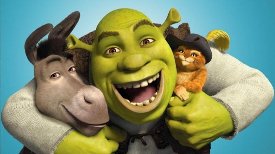Então... Vocês estão em busca de um ogro bonzinho, com temperamento de príncipe? Só resta Shrek - Reprodução
