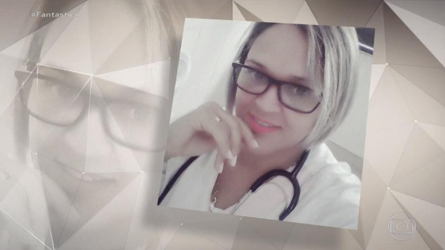 Familiares acusam grupo de ter deixado Lenilda dos Santos morrer no deserto do Novo México - Reprodução/Tv Globo