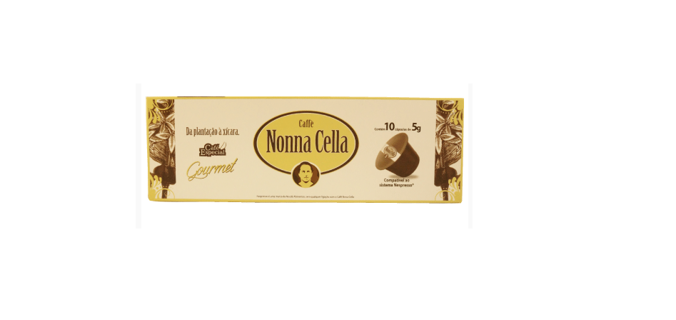 Nonna Cella: R$ 15,90 ? caixa com 10 unidades- O frete gratuito acima de R$100 para entregas no estado de São Paulo e nas cidades de Belo Horizonte, Curitiba, Florianópolis e Rio de Janeiro