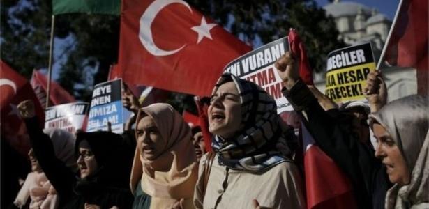 A Turquia se tornou altamente polarizada nos últimos anos