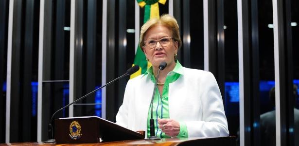 31.ago.2016 - Senadora Ana Amélia Lemos (PP-RS)