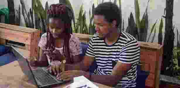 Casal Monique Evelle e Lucas Santana, da loja online Kumasi - Victor Uchôa - Victor Uchôa