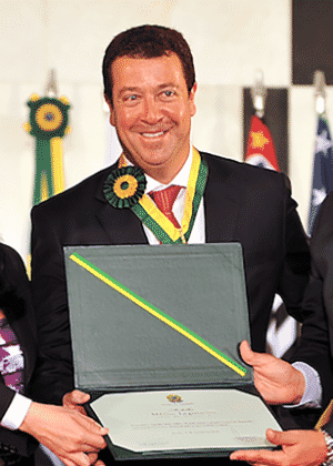 Claudio Melo Filho, ex-executivo da área de Relações Institucionais da Odebrecht em Brasília - Rodolfo Stuckert/Agência Câmara  - Rodolfo Stuckert/Agência Câmara