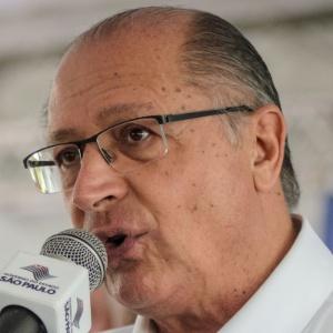 21.abr.2017 - O governador de São Paulo, Geraldo Alckmin (PSDB)