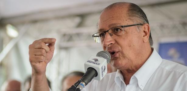 Alckmin repetiu o discurso que tem sido usado pelos tucanos sobre a permanência do PSDB no governo Temer