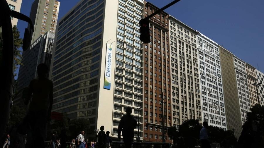 Sede da Eletrobras, no Rio de Janeiro (RJ) - Pilar Olivares/Reuters