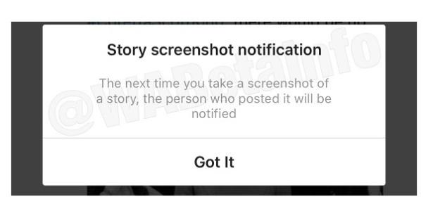 Já era: em breve, todas as capturas de tela do Instagram Stories serão de conhecimento público