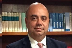 Fernando Mendes, novo presidente da Ajufe (Associação dos Juízes Federais do Brasil)
