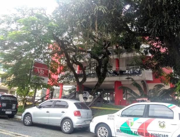 Fam lia paulista achada morta e amarrada em hotel de for Appart hotel venise
