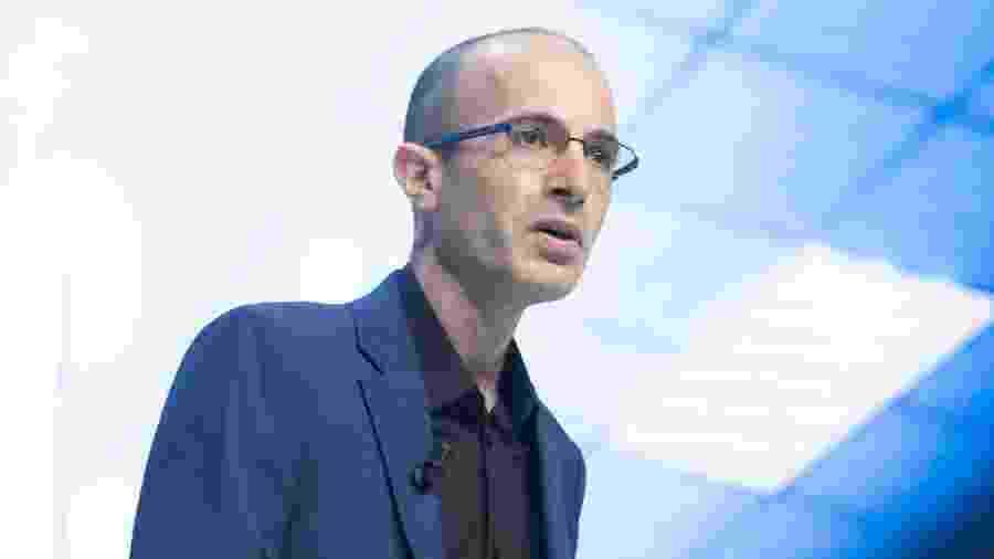 Historiador israelense Yuval Harari participou de evento em Brasília - Ciaran McCrickard/Divulgação
