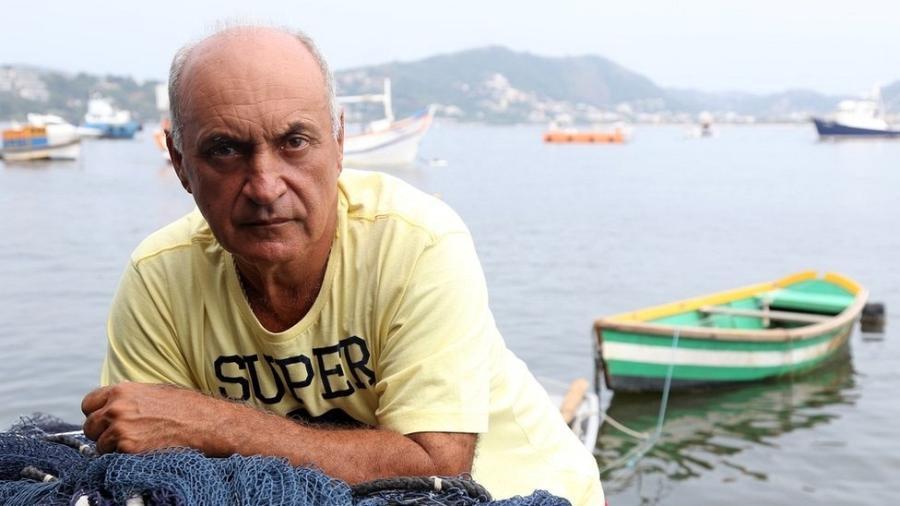 Jorge Souza Viana salvou mais de 30 pessoas - Pedro Paulo Figueiredo/BBC News Brasil