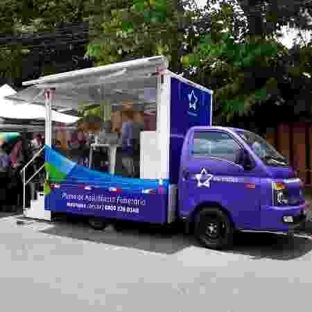Empresa funerária oferece serviços perto do IML - Carlos Eduardo Cherem/UOL - Carlos Eduardo Cherem/UOL