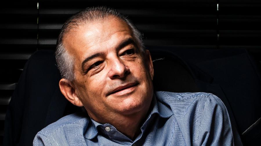 O ex-governador Márcio França, que vai disputar a Prefeitura de São Paulo pelo PSB e apoio de mais 3 partidos - Fernando Moraes/UOL