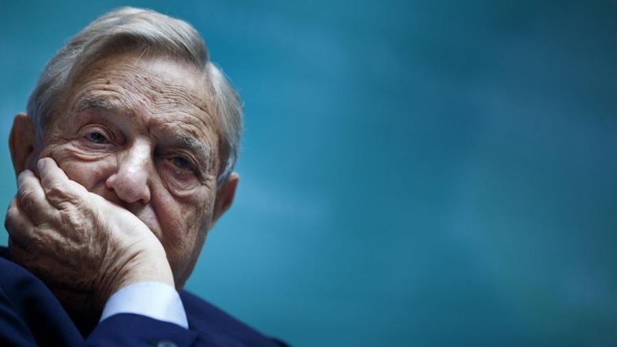 George Soros, o investidor húngaro bilionário que comanda a Open Society Foundations  - Getty Images