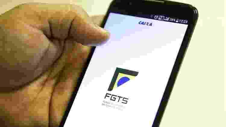 Algumas operações podem ser feitas na internet ou pelo aplicativo - Marcelo Camargo/Agência Brasil - Marcelo Camargo/Agência Brasil