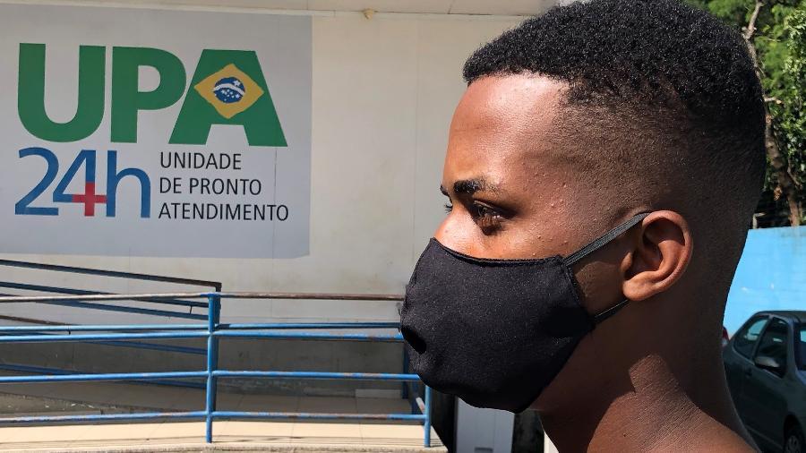 30.abr.2020 - UPAs do Rio foram alvo de desvios que chegam a quase R$ 4 milhões, diz o MP-RJ - Herculano Barreto Filho/UOL