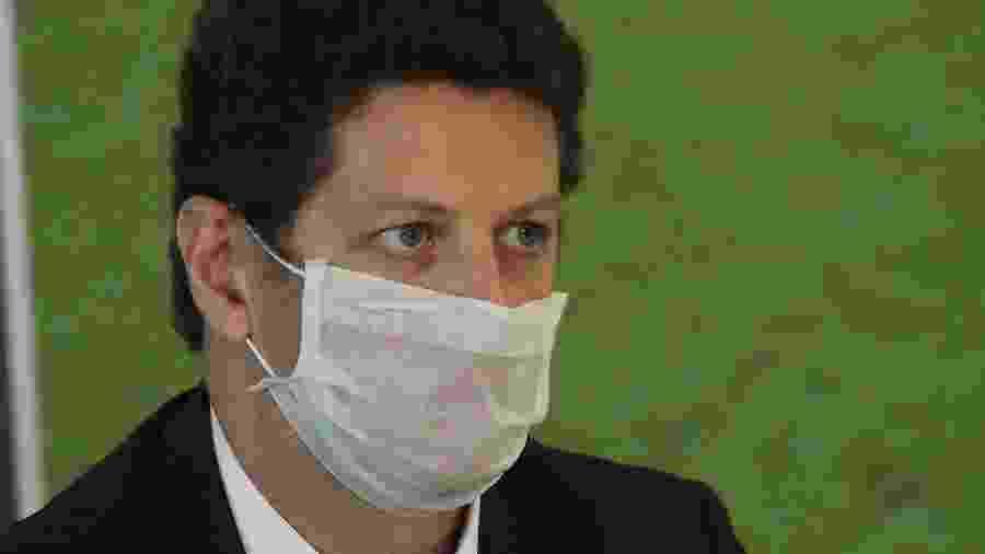 Equipe de Salles propõe desconsiderar meta de diminuir o desmatamento e os incêndios ilegais em 90% no país - Wallace Martins/Futura Press/Estadão Conteúdo