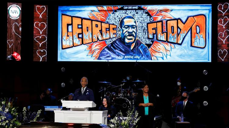Estados Unidos   Memória de George Floyd marca 10º dia de protestos