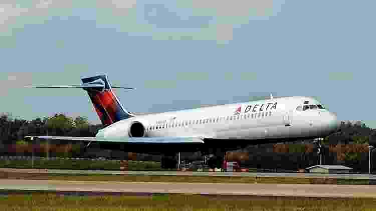 Boeing 717 - Divulgação - Divulgação