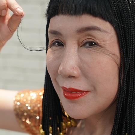 Chinesa entra para o livro dos recordes com os cílios mais longos do mundo - Divulgação/ Guinness World Records
