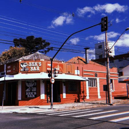 Bek's Bar - Divulgação - Divulgação