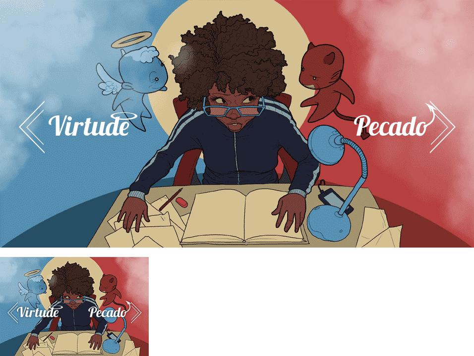 Capa Pecados e Virtudes2 - Arte/UOL