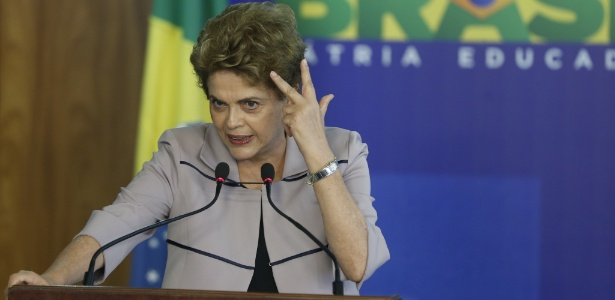 Dilma Rousseff enfrenta processo de impeachment