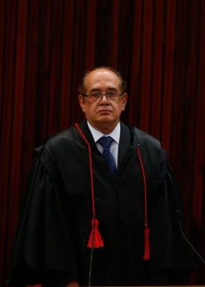 O presidente do TSE (Tribunal Superior Eleitoral), o ministro Gilmar Mendes - Pedro Ladeira/Folhapress