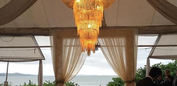 Felipe Amorim é suspeito de ter bancado o próprio casamento, uma festa de luxo em Jurerê Internacional, com verbas da Lei Rouanet