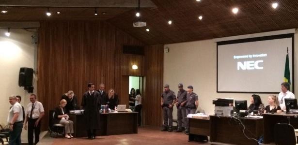 Último dia do julgamento que condenou Elize Matsunaga por morte do marido